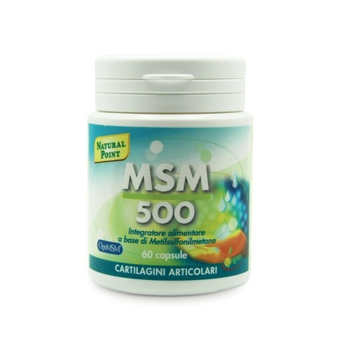MSM 500 60CPS VEGETALI
