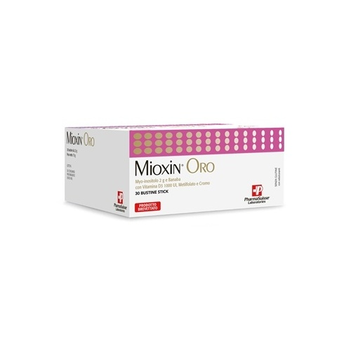 MIOXIN ORO 30BUSTE