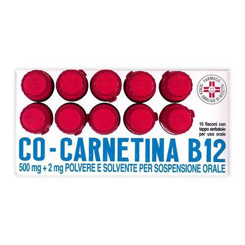 COCARNETINA B12 OS 10FL 10ML