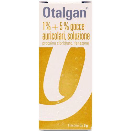 OTALGAN OTO GTT FL 6G