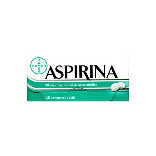 ASPIRINA AD 20CPR 0 5G
