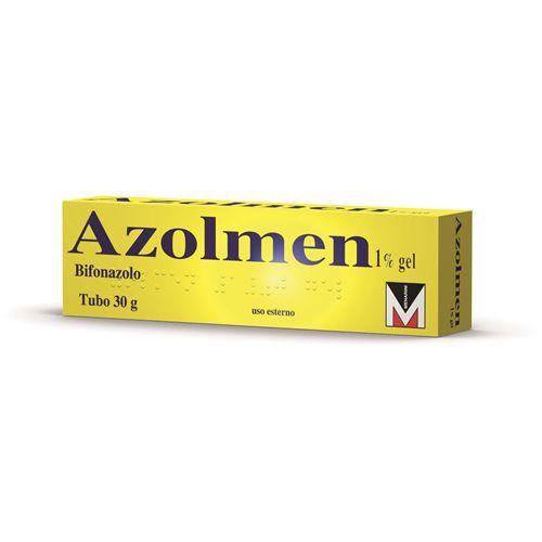 AZOLMEN GEL 30G 1