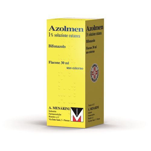 AZOLMEN SOLUZ 30ML 1