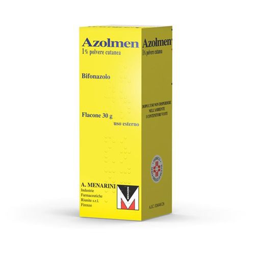 AZOLMEN POLV CUT 30G 1