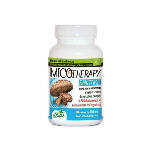 MICOTHERAPY SHIITAKE 90CPS